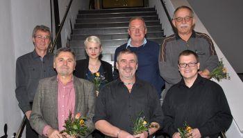 Wolfgang Seifert bleibt Vorsitzender des Greizer SPD-Ortsvereins