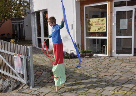 Freie Schule Elstertal lud zum Tag der offenen Tür ein