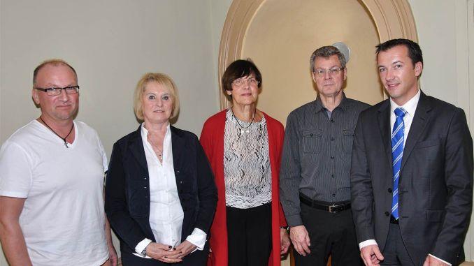 Sommerpalais-Freundeskreis lud zur Jahreshauptversammlung ein