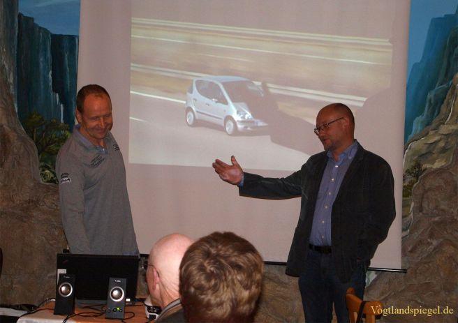 Verkehrsteilnehmerschulung in Greiz-Pohlitz sehr gut besucht
