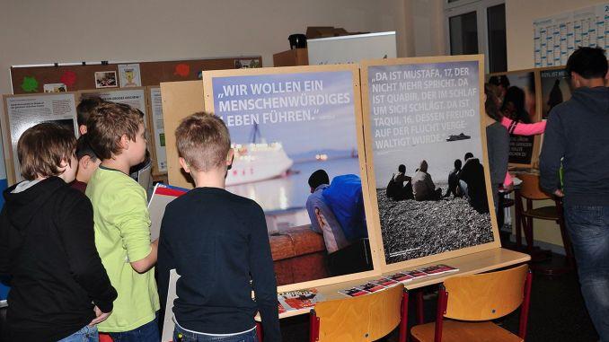 Projekttag sensibilisiert Lessing-Schüler für Flüchtlingsthematik