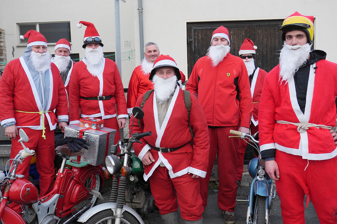 Auch 2015 weihnachtliches Bläserkonzert in Irchwitz