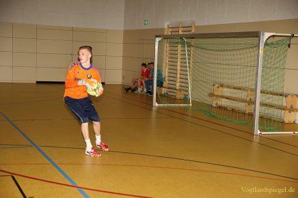 Internationales Hallenfußballturnier um den Pokal der Euregio Egrensis 2016