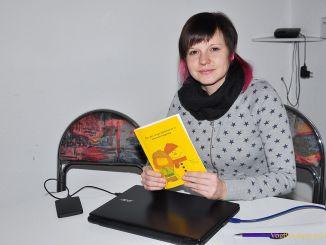 Die mobile Jugendarbeiterin Stephanie Schrader
