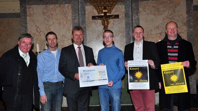 Lions Club Greiz unterstützt Arbeit der Evangelisch-Lutherischen Kirchgemeinde Greiz