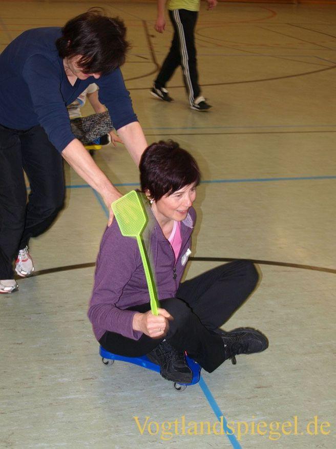 Fortbildungsveranstaltung für Kindererzieher in Greiz
