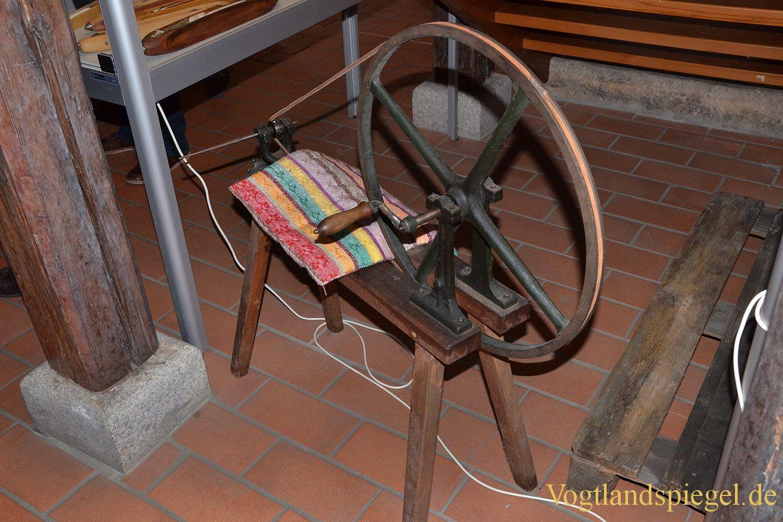 Auf den Spuren Greizer Textilgeschichte
