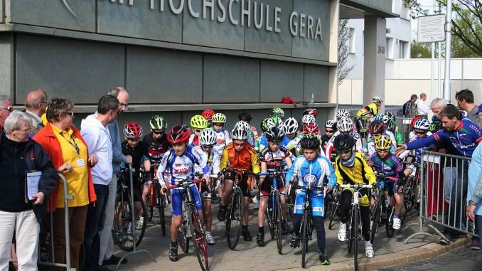 Greizer Radsportnachwuchs bei 14. Ostthüringen Tour dabei