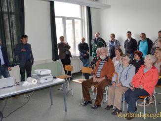 Jahreshauptversammlung des Vereins Greizer Neustadt e.V.