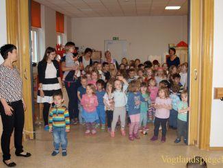 """Greizer Kindergarten """"Neuer Weg"""" feiert 65-jähriges"""
