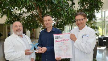 Krankenhausförderverein Greiz: Konstruktive Zusammenarbeit mit Verein WE4KIDS