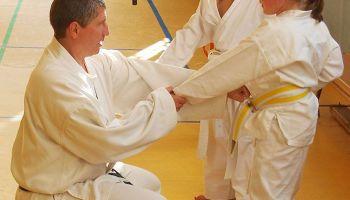 1. Karate Dojo: Viele sportliche Angebote