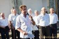 Sommer.KultuRtage: Männerchorgemeinschaft Greiz erfreute mit schönen Melodien