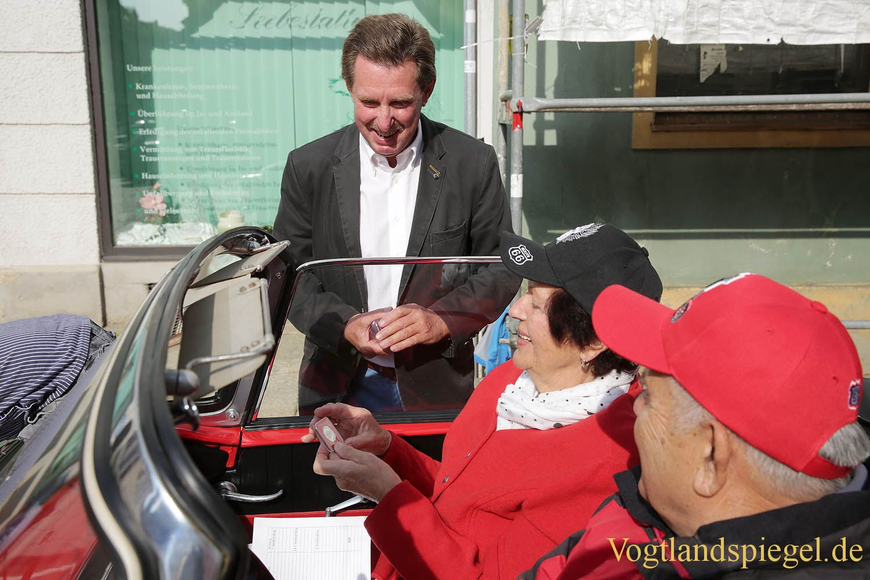 34. Oldtimer-Ausfahrt des Historischen Rennsportclubs Neumühle