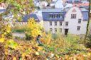 Schlossbergputz: Dem Laub zu Leibe gerückt