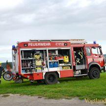 Spannende Einsatzübung: FFW Pansdorf/Tremnitz und Greiz