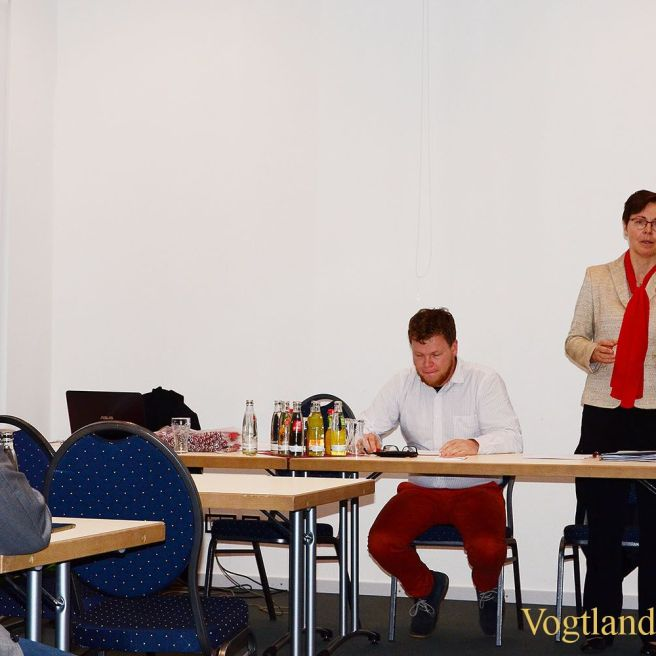 SPD-Kreisverband Greiz: Rechenschaftsbericht und Wahlmarathon