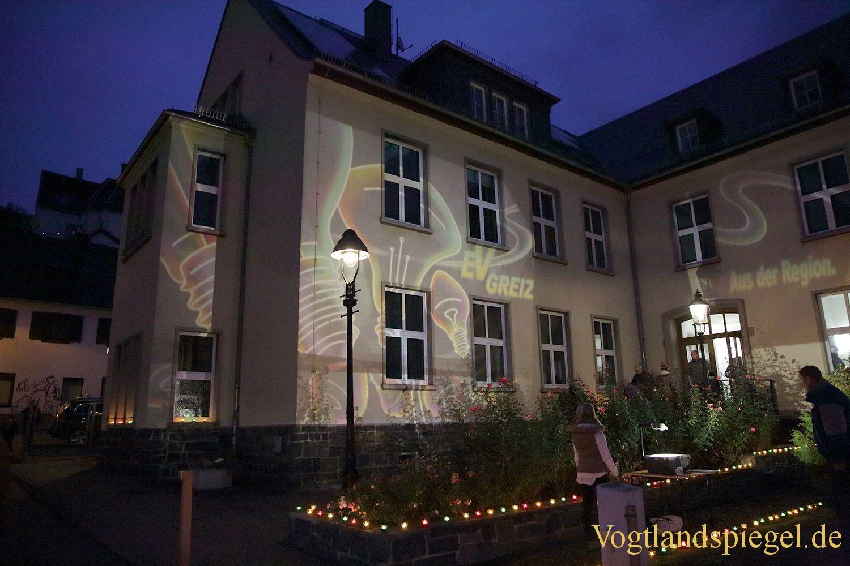 Lichterfest der Energieversorgung Greiz 2016