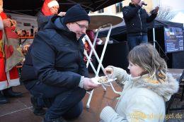 Händlerweihnacht: Greiz wird zur Märchen-Stadt