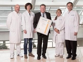 Kreiskrankenhaus Greiz: Re-Zertifizierung des Gefäßzentrums
