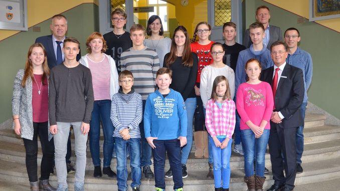 Ulf-Merbold-Gymnasium: Mathe-Asse geehrt
