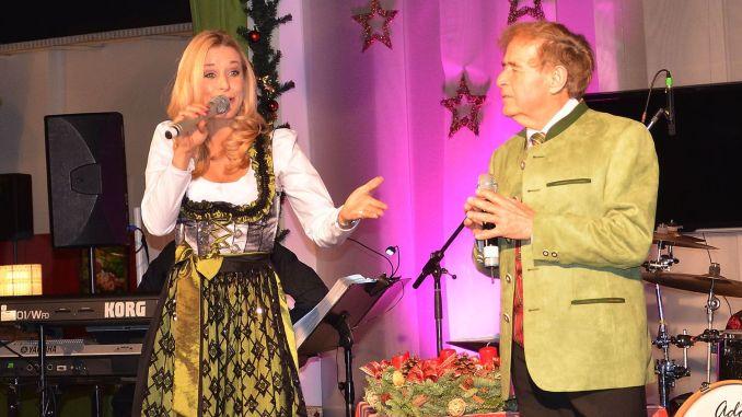 Stefanie und Eberhard Hertel: Weihnachten im Hilmo-Stad'l
