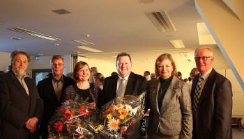 Kreiskrankenhaus Greiz: Geschäftsführer Wolfgang Rost in den Ruhestand verabschiedet