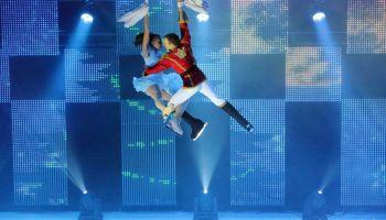 Russian Circus on Ice gastiert in der Vogtlandhalle Greiz
