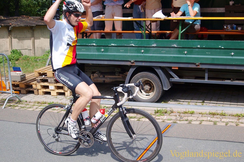 24. Radweltmeisterschaft der Bäcker und Konditoren in Greiz