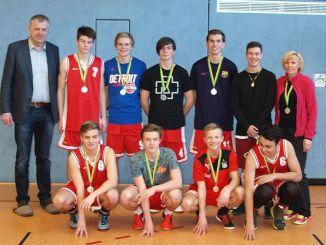 Jugend trainiert für Olympia: Greizer Gymnasiasten starten beim Thüringer Landesfinale