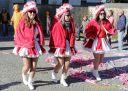 Kaiserwetter und Super-Stimmung beim Rosenmontagsumzug 2017