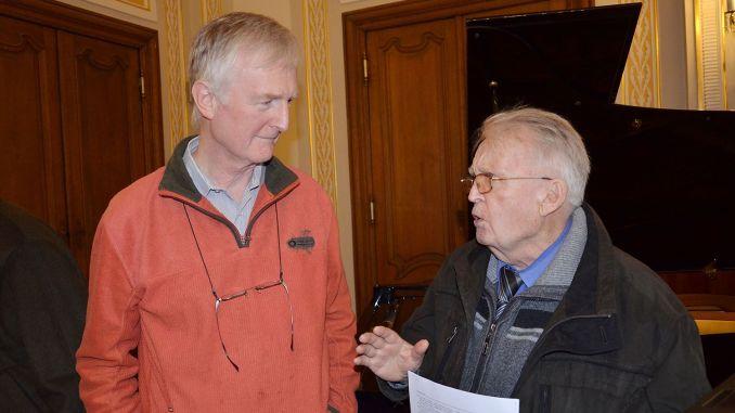 Dr. Horst Kämpf: Deutschland ist Vulkanland
