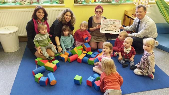 Überraschung für Mohlsdorfer Regenbogen-Kinder