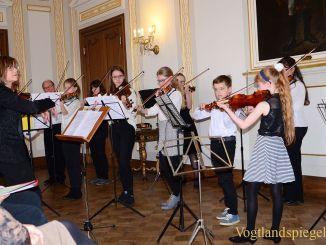 Musikschule Greiz: Frisch gestrichen