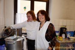 Benefizkaffee: Essen und Trinken für den guten Zweck