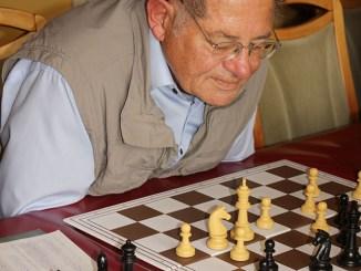 Schach: Bernd Urban verteidigt Kreismeistertitel der Senioren