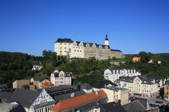 Das Obere Schloss Greiz
