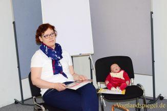 Schleizer Babymesse stößt auf großes Interesse
