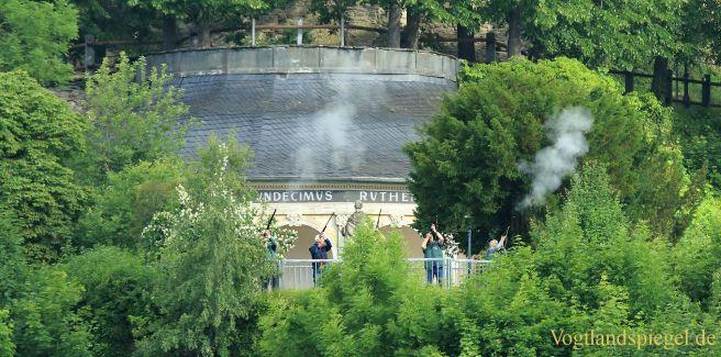 Greizer Park und Schlossfest