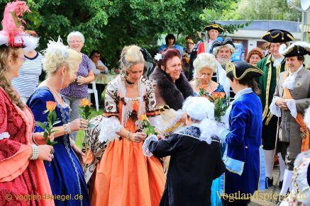 Verein Herzogtum Hohenberg Ruh: Geburtstag der Herzogin als Jahreshöhepunkt