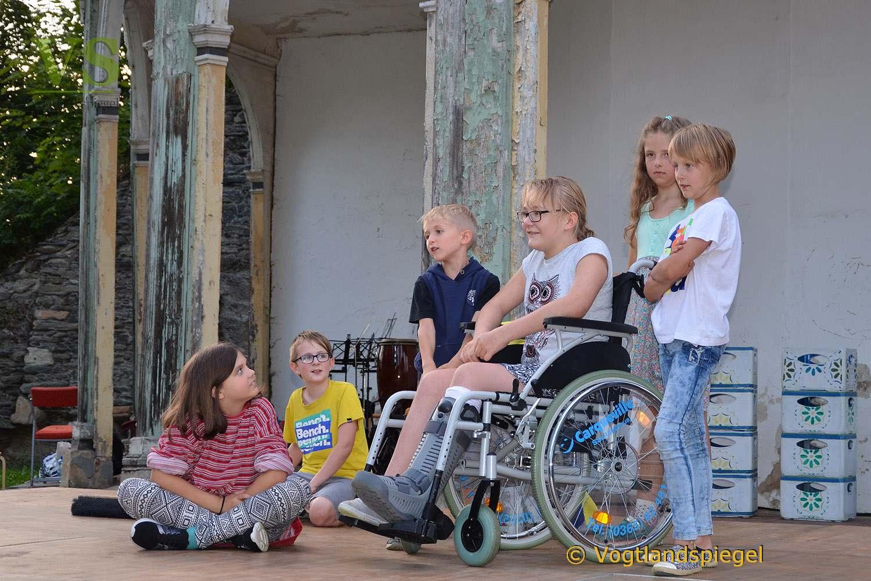 Oberes Schloss Greiz: 2. Sommer.KultuRtage luden ein