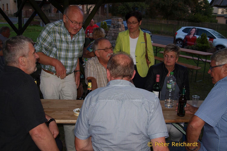 Gommla: SPD – Ortsgruppe Greiz feiert traditionelles Sommerfest