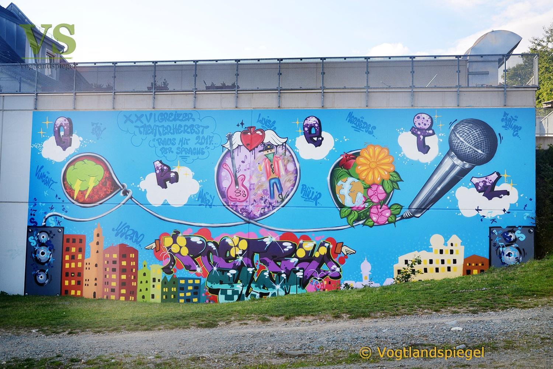 Workshop Graffiti