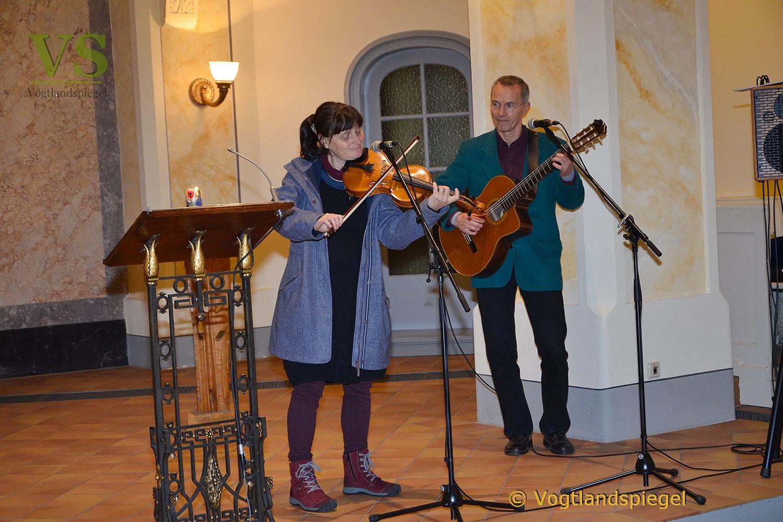Stadtkirche Greiz: Gedenkveranstaltung zu Novemberpogromen