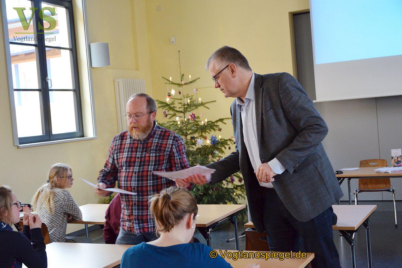 Ulf-Merbold-Gymnasium: Mehr als 80 Prozent der Zwölftklässler ließen sich typisieren