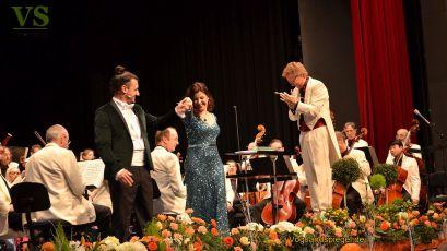 Greizer bejubeln die Silvesterkonzerte der Vogtland Philharmonie Greiz/Reichenbach