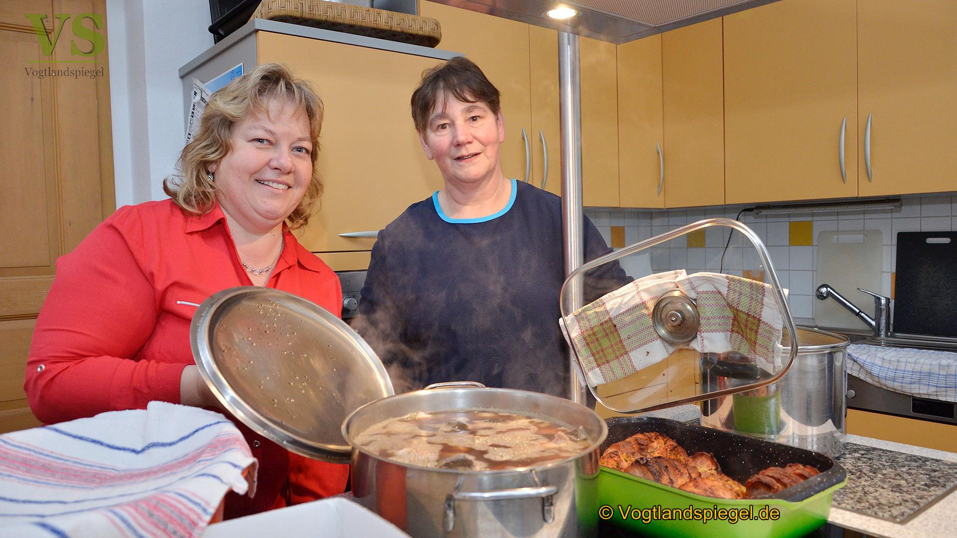 Diakonieverein Carolinenfeld: Neujahrsempfang im Seniorencafé