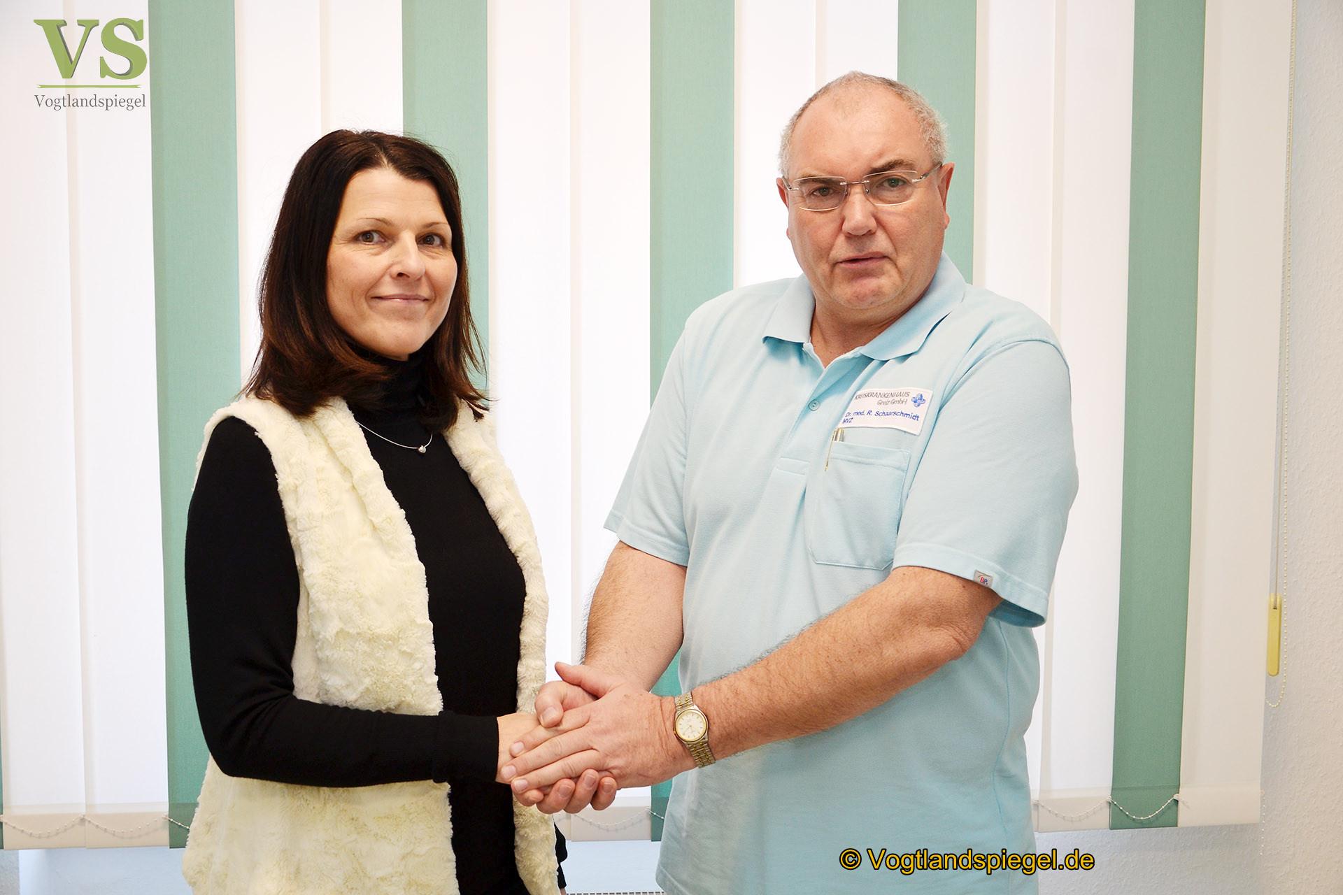 Seit 1. Januar 2018 betreibt Dr. med. Rolf Schaarschmidt die Chirurgische Praxis auf dem Greizer Gartenweg 2 (Ehemals Dr. med. Petra Linke)