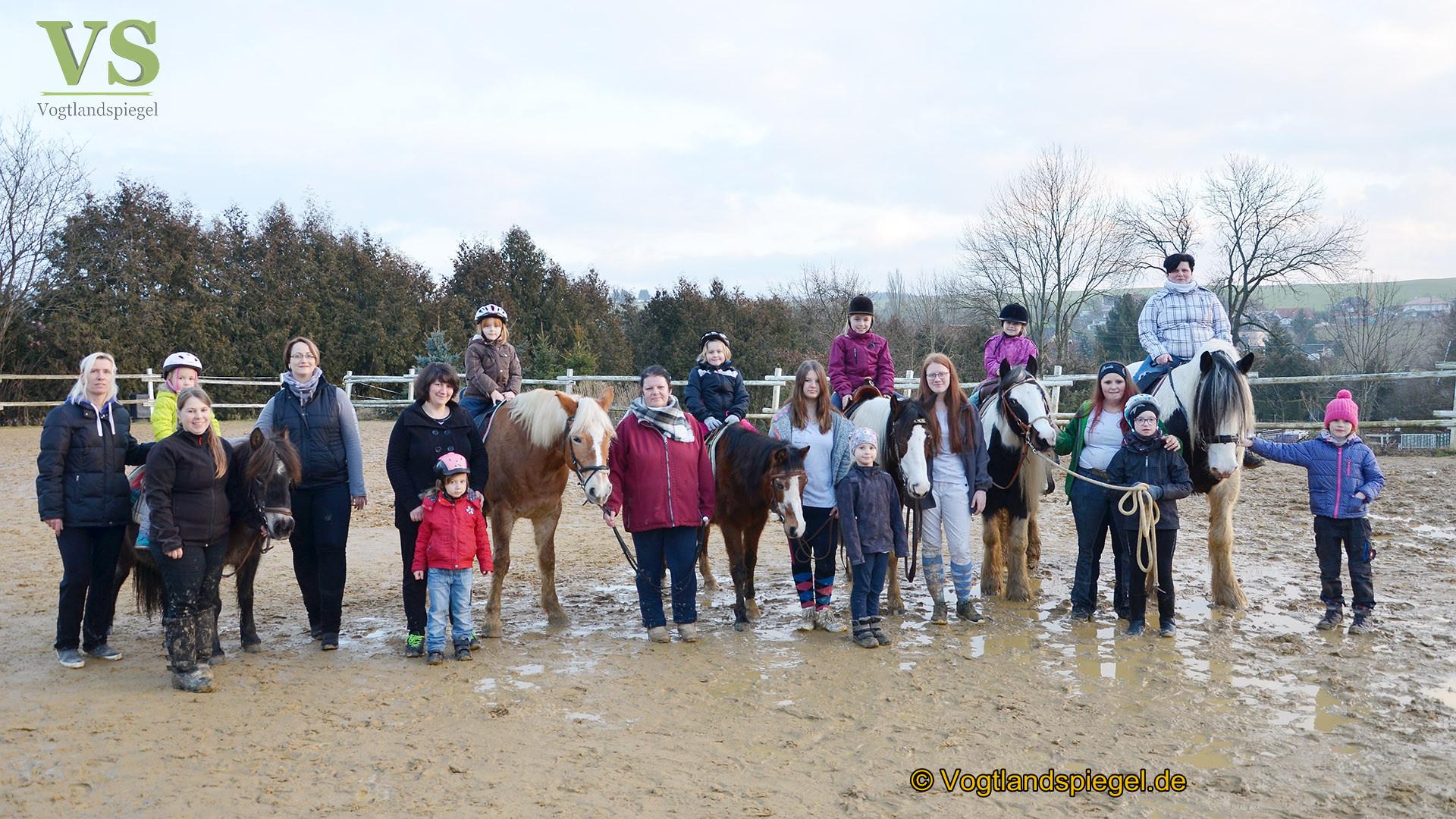 Zeit mit Pferden: Auf Wetzels Gut Kinderherzen glücklich gemacht