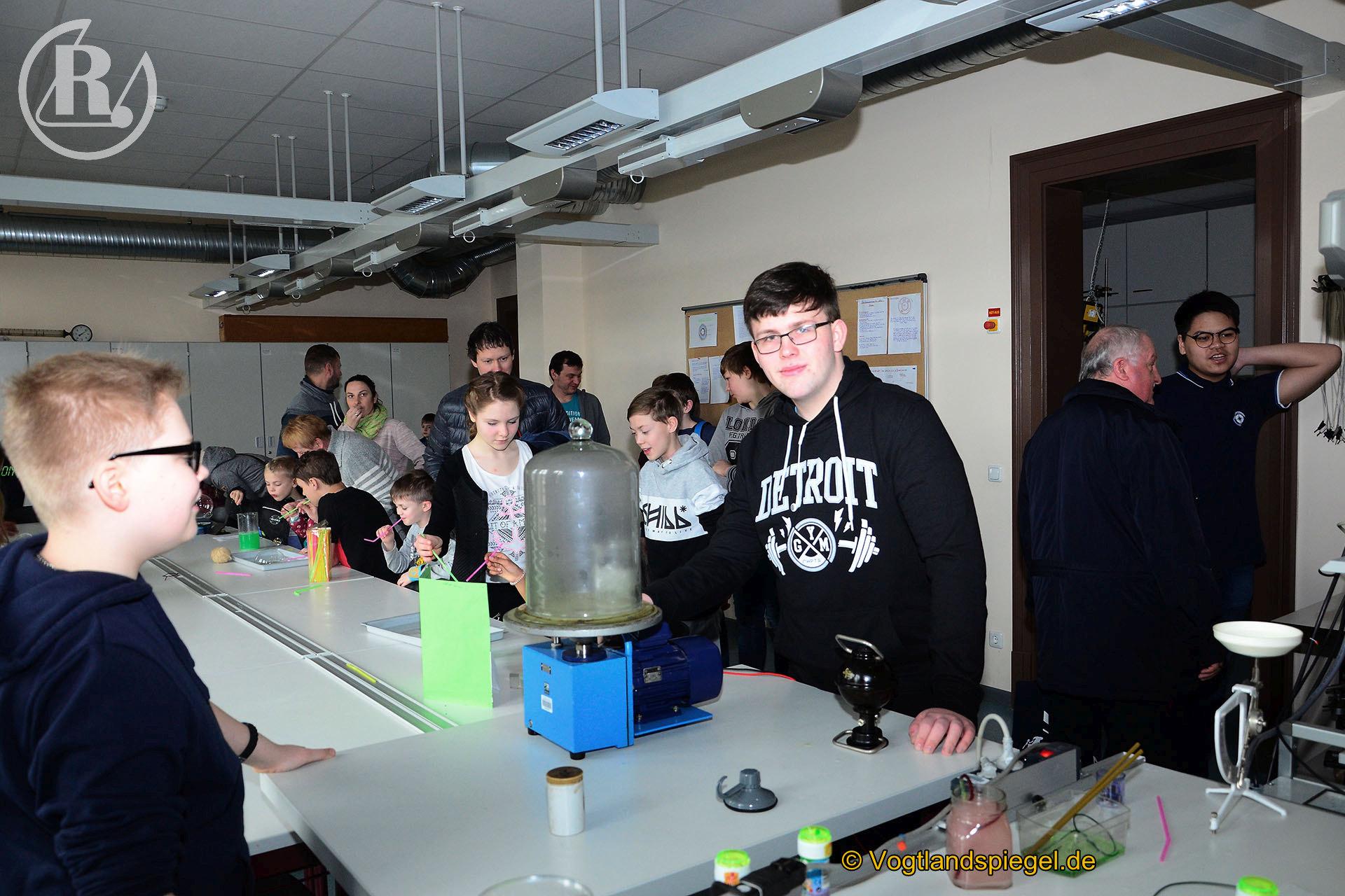 Tag der offenen Tür: Lessingschüler präsentieren sich und ihre Einrichtung